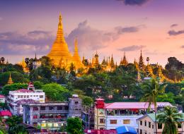 عندما سافرتُ إلى بورما