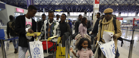 AFRICAN REFUGEES IN GERMANY