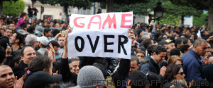 TUNISIA GAME OVER