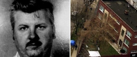 JOHN WAYNE GACY VICTIMS SEARCH DIG CHICAGO