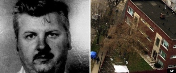 John Wayne Gacy Victims Search Dig Chicago