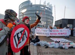 Weil der Nationalismus gerade wieder salonfähig wird, sind die Handelsabkommen brandgefährlich