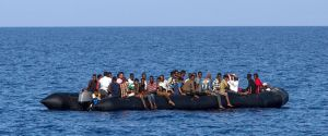 LIBYA REFUGEES