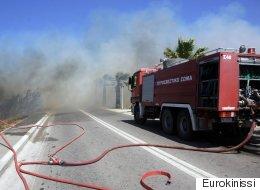 Σε εξέλιξη οι πυρκαγιές στη Ζάκυνθο και στη Νεμέα. Φωτιές και σε Φθιώτιδα και Καβάλα