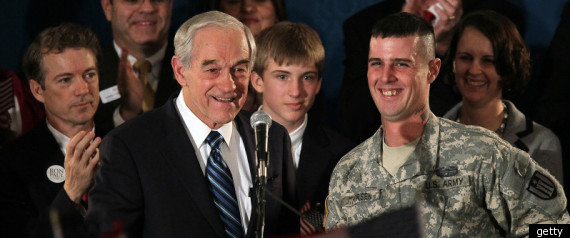 Ron Paul Jesse Thorsen