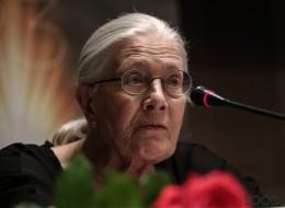 Η Vanessa Redgrave στην Αθήνα: Οι κυβερνήσεις οφείλουν να εκπαιδεύουν τους πολίτες για το προσφυγικό και όχι να τους χαϊδεύουν τα αυτιά