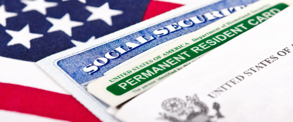 GREEN CARD PERMANENT RESIDENT