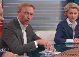 FDP-Chef Lindner macht in der ARD-