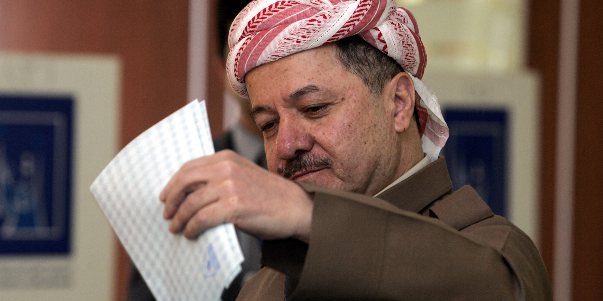 تأجيل المؤتمر الصحفي لبارزاني حول استفتاء انفصال كردستان العراق.. وتركيا تتوعد