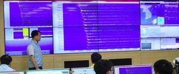 EARTHQUAKE KOREA