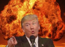 غضبَ لأن صاروخها الجديد قادرٌ على ضرب إسرائيل.. ترامب: الاتفاق (النووي) مع إيران غير موجود فعلياً