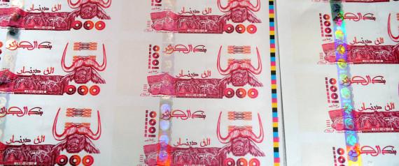 ALGERIA MONEY