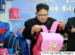 분홍색 가방 든 김정은 사진이 공개되자 벌어진 일