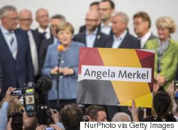 Τα τελικά αποτελέσματα των γερμανικών εκλογών: 33% το CDU/CSU, 20,5% το SPD, 12,6% το AfD