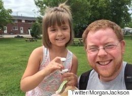 이 소녀가 곤충학 저널에 공동필자로 이름을 올리게 된 사연은 흐뭇하다