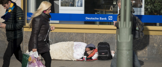 HOMELESS GERMAN CITY
