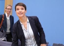 Chatprotokolle sollen belegen: Frauke Petry plante Abspaltung von der AfD seit Monaten