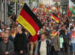 Die Mauer, die nie gefallen ist: Warum in Ostdeutschland die AfD so beunruhigend erfolgreich ist