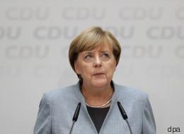 Merkel übernimmt Verantwortung für den Zwiespalt im Land - will aber die Fehler ihrer Partei nicht sehen