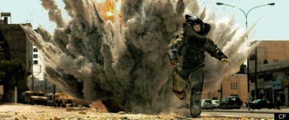 Hurt Locker Piracy Lawsuit Canada Abandoned
