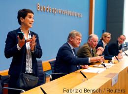 Nach Petry-Abgang: Mikrofon fängt ein, wie Jörg Meuthen die AfD-Politikerin aus der Partei werfen will
