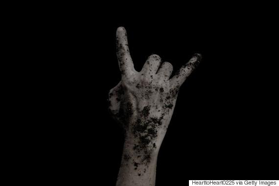devil finger