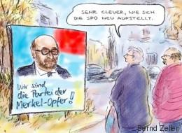 Die SPD gewinnt Vertrauen zurück