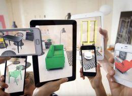 IKEA تبتكر تطبيقاً لتجربة قطع الأثاث الأنسب لبيتك.. تجول في منزلك وقارن قبل الشراء