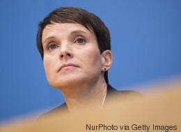 Gründet Frauke Petry eine neue Partei? Eine eigene Webseite hat sie offenbar schon