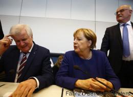 Konservativer CDU-Flügel fordert Rücktritt von Merkel vom Parteivorsitz