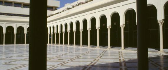 PALACE OF CULTURE ALGERIA