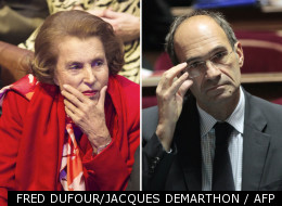 Liliane Bettencourt Et Eric Woerth