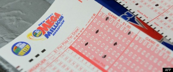 MEGA MILLIONS BILLET MARYLAND