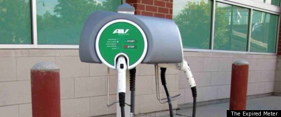 ILLINOIS ELECTRIC VEHICLE CHARGING STATIONS