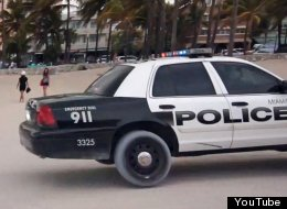 Miami Beach Speeding Cop Relieved Of Duty