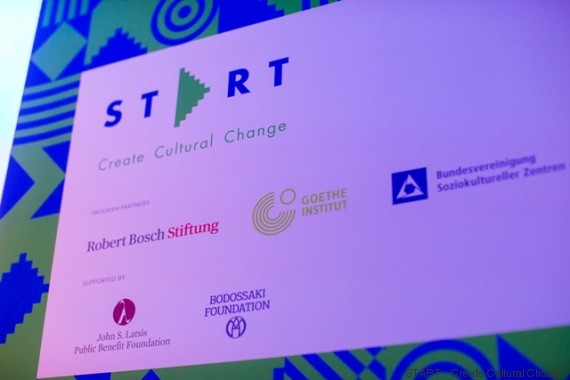 start create cultural change