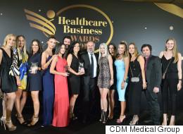 Ο ιατρικός όμιλος CDM Medical Group απέσπασε 3 silver βραβεία στα Healthcare Business Awards