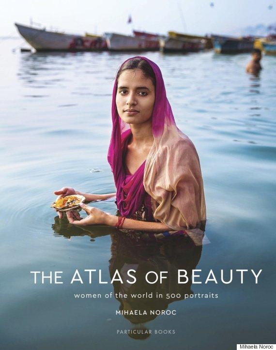 la couverture de atlas of beauty