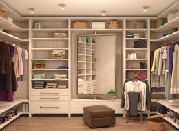 كيف أتعامل مع الفوضى في خزانتي؟ أشياء مهمة لتضمن الترتيب في بيتك
