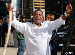 Tracy Morgan Shorty Awards