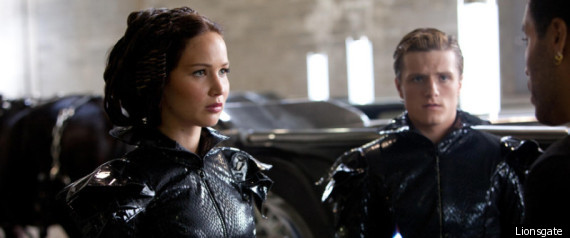 HUNGER GAMES WINS BOX OFFICE
