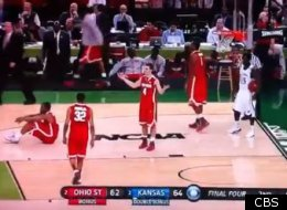 Kansas Ohio State Aaron Craft Violation