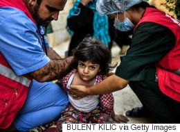 시리아 내전 희생자가 다시 급증하고 있다