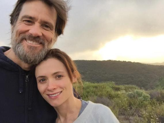 cathriona white jim carrey