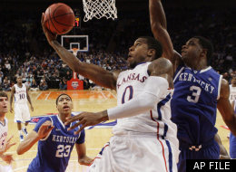 Kentucky Kansas Ncaa Championship