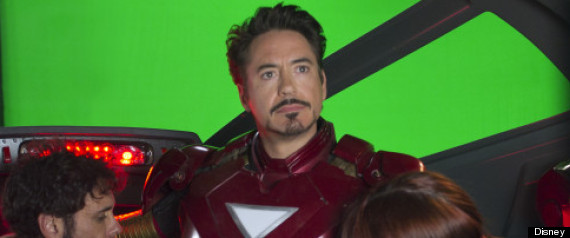 The Avengers Robert Downey Jr