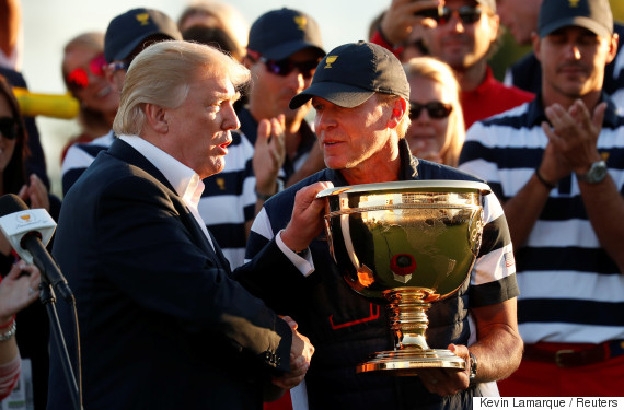 trump presidents cup