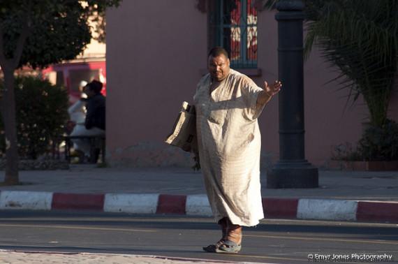 Combien de SDF au Maroc ?
