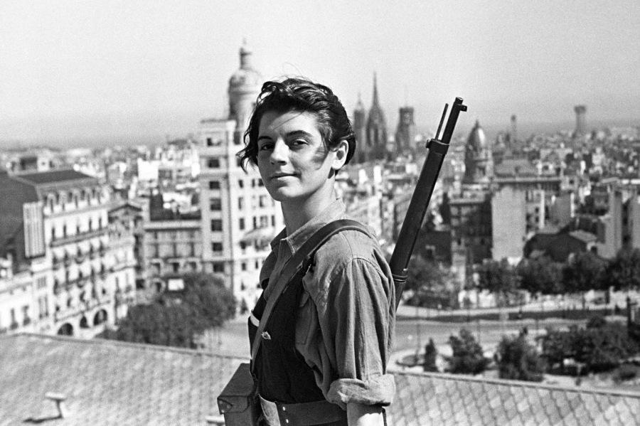 catalonia 1936