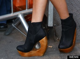 Who's Rocking Wooden-Soled Shoes?